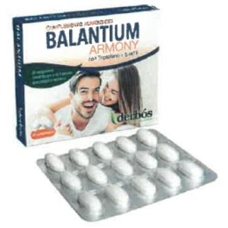 BALANTIUM ARMONY 30cap DERBOS