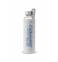 Botella de borosilicato500ML ALKANATUR DROPS