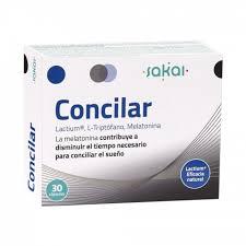 CONCILIAR 30 CAPS SAKAI