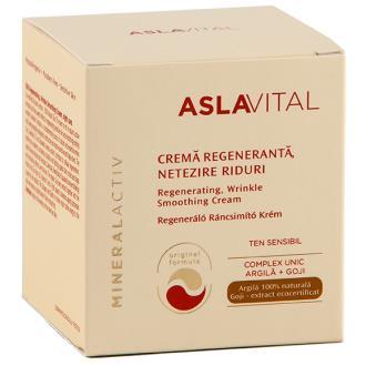 CREMA ANTIARRUGAS regeneradora noche 50ml  ASLA VITAL (Dr. Ana Aslan)