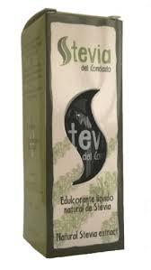 Extracto Natural de Stevia Líquido 50ML STEVIA DEL CONDADO