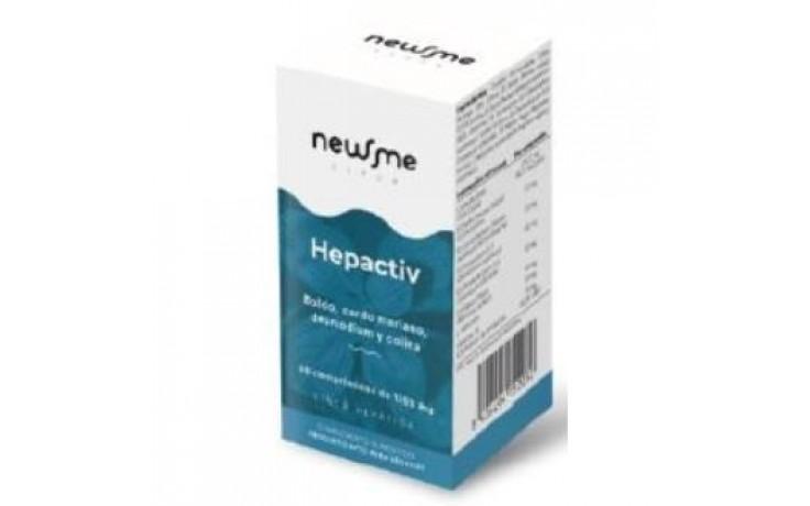 HEPACTIV 30COMP HERBORA