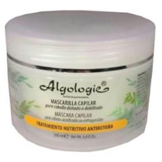 MASCARILLA NUTRITIVO ANTI ROTURA  200ML ALGOLOGIE