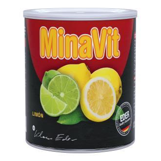 MINAVIT SABOR LIMON 450GR EDER HEALTH NUTRITION