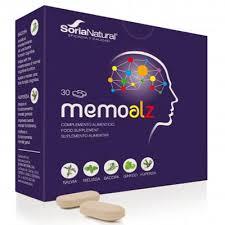 Memoalz 30 comprimidos Soria Natural