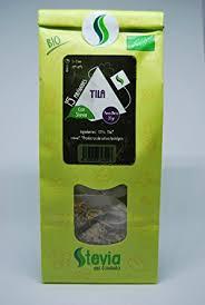 Tila BIO Stevia 15P STEVIA DEL CONDADO