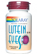 LUTEIN EYES 18 MG 30CAP SOLARAY