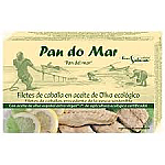 CABALLA FILETES ACEITE OLIVA 125GR PAN DO MAR