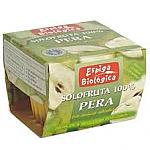 SOLOFRUTA 100% PERA S/A 2x100GR ESPIGA BIOLOGICA