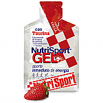 GEL TAURINA FRESA CYCLING  6 UNIDS NUTRISPORT