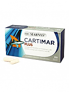 CARTIMAR PLUS CARTILAGO DE TIBURON 60CAP MARNYS
