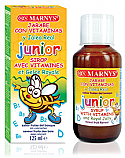 JARABE JUNIOR MULTIVITAMINICO 125ML MARNYS