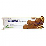 GALLETA INTEGRAL MUESLI 165GR SORIA NATURAL