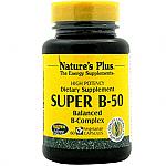 VIT. B50 SUPER 60CAP NATURE´S PLUS