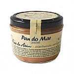 PATE ATUN ACEITUNAS ECO VIDRIO 148GR PAN DO MAR