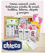 SET REGALO ROSA BEBE INICIO CHICCO