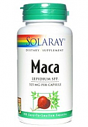 MACA 525MG 100CAP SOLARAY