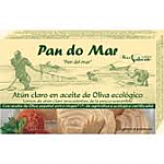 ATUN ACEITE OLIVA ECO LATA 120GR PAN DO MAR