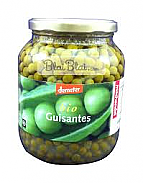 GUISANTES BIO 350 ML MACHANDEL