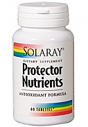 PROTECTOR NUTRIENTS 60 COMP SOLARAY
