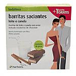BODYLINEA SACIANTES LECHE CANELA 7 BARRITAS HERBORA