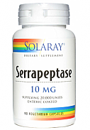 SERRAPEPTASE 90 CAP SOLARAY