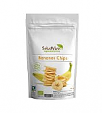 BANANA CHIPS ECO 125GR SALUDVIVA