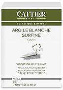 ARCILLA BLANCA SUPERFINA EXTER 200GR CATTIER