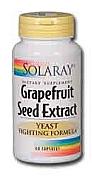 GRAPEFRUIT SEED 60CAP SOLARAY