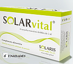 SOLARVITAL 20AMPOLLAS PACK 6 UNDIDADES SOLARIS