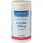 LISINA 500MG 90COMP LAMBERTS