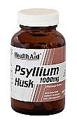 Fibra de cáscara de Psyllium 300 g HealthAid