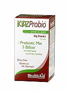 KidzProbio™ polvo 30g HealthAid