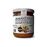 CREMA ALMENDRAS BLANCA ECO 450GR AMANDIN