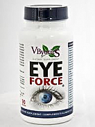 Eye force (fórmula visión) 90 cápsulas Vbyotics