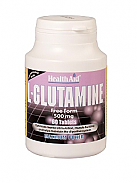 L-Glutamina 500 mg 60 Comp HealthAid