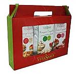 Caja Degustación Fruta 5unds VitaSnacks