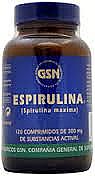 ESPIRULINA 300MG 120COMP GSN