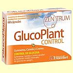 ZENTRUM GLUCOPLANT CONTROL 60CAP YNSADIET