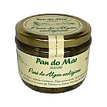 PATE ALGAS ECO VIDRIO 148GR PAN DO MAR