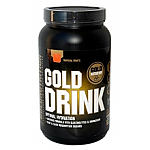 GOLD DRINK FRUTAS TROPICALES 1 KG Gold Nutrition