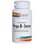 MEGA B STRESS 60CP SOLARAY