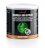 Chlorella Bio en Polvo 300Gr Active foods