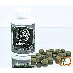 CHLORELLA 500MG 120U ENERGY FRUITS