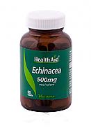 Equinácea Echinacea purpurea 500 mg 60Comp HealthAid
