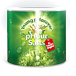 PHOUR SALTS Young pHorever 445GR ALKALINE CARE