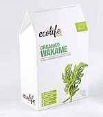ALGAS WAKAME BIO 25GR ECOLIFE FOOD