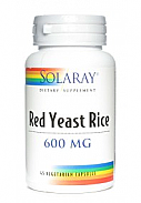RED YEAST RICE 45CAP SOLARAY