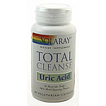 TOTAL CLEANSE URIC ACIDO 60 CAP SOLARAY