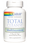 TOTAL CLEANSE MULTISYSEM 120 CAP SOLARAY
